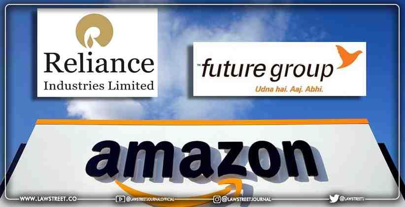 Supreme Court Amazon Future Reliance