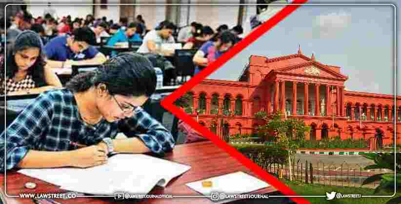 cancellation of SSLC Exams in the state
