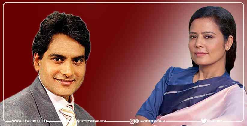 Delhi court dismisses plea to Sudhir Chaudhary's summons in the Mahua Moitra case
