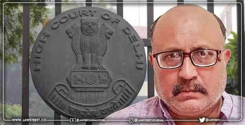 Delhi HC sends Rajeev Sharma to judicial custody