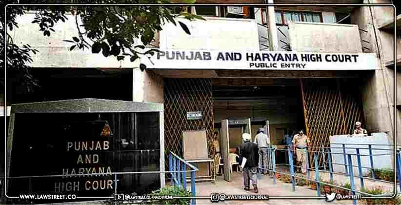 Punjab & Haryana High Court Issues Notice…