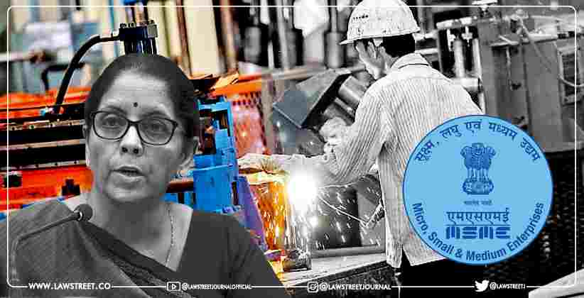 """""""Government Committed to Clear MSME…"""