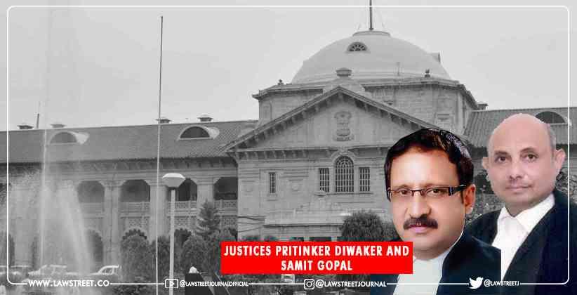 Justices Pritinker Diwaker and Samit Gopal