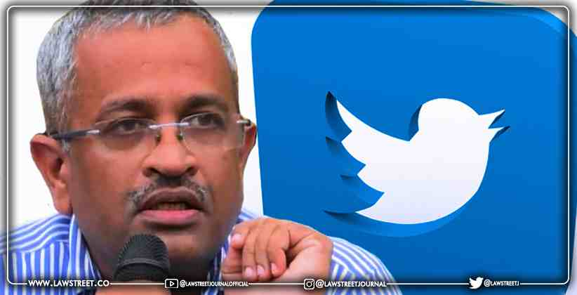 'Cannot permit to give a purely contractual dispute the colour of a public function' : Twitter to Delhi High Court in  writ petition filed by Senior Advocate Sanjay Hegde for restoration of Twitter account