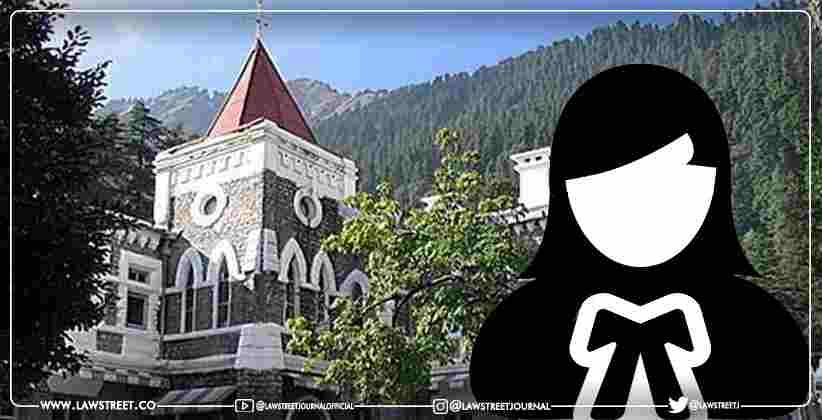 Uttarakhand Woman Judicial Officer