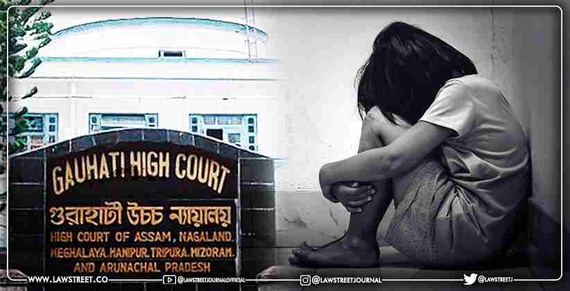 Rape Victim Gauhati high COurt