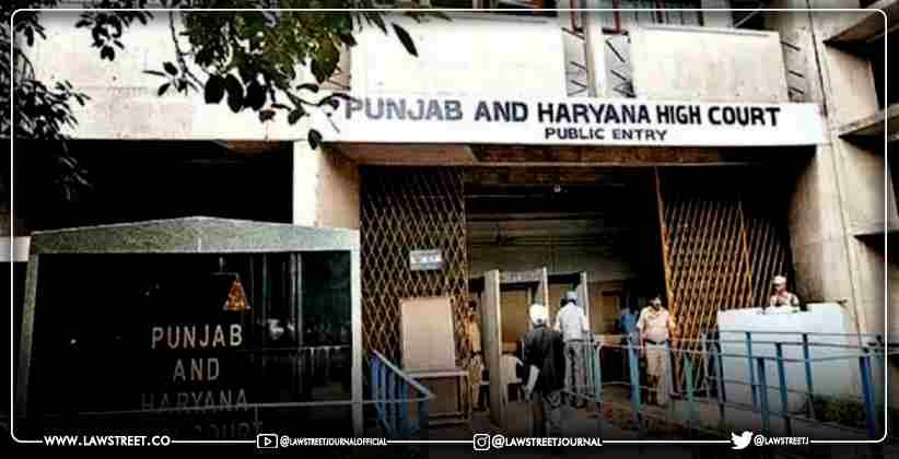 NDPS Case Punjab Haryana HC