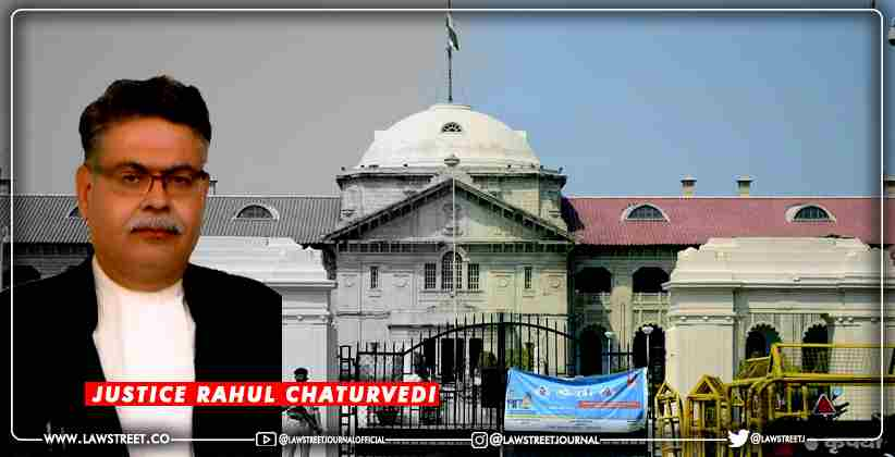 Allahabad High Court Declines to Hear Advocate