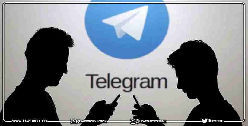 Orissa High Court Announces the Launch of it's Telegram Channel for Providing Info on Cause Lists, Circulars, Notices, etc. [READ PRESS RELEASE]