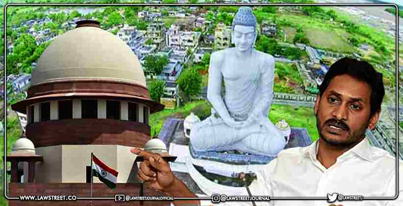 Amaravati land scam: Supreme Court to hear Andhra Pradesh Government appeal against High Court order on July 22, 2021