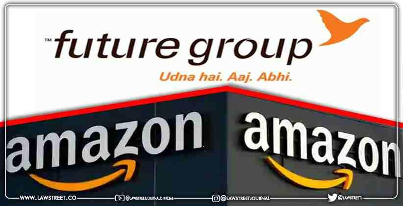 emergency arbitration in India Future Ltd Amazon