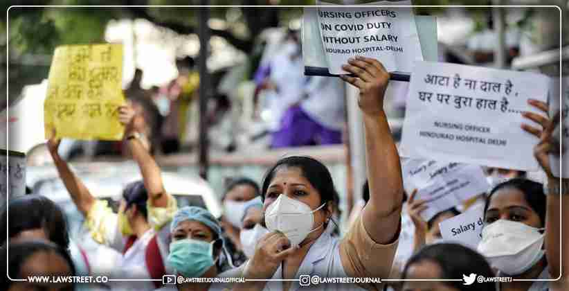 Madhya Pradesh High Court Declares Strike by Nurses as illegal