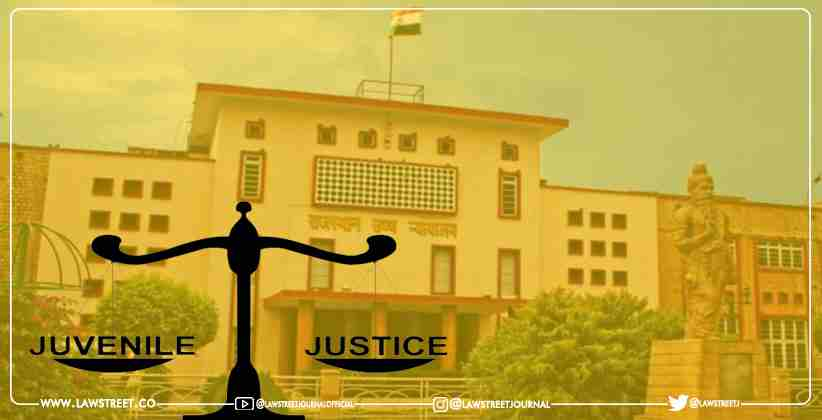 'Complainant not entitled to hearing in bail plea under Juvenile Justice Act': Rajasthan HC