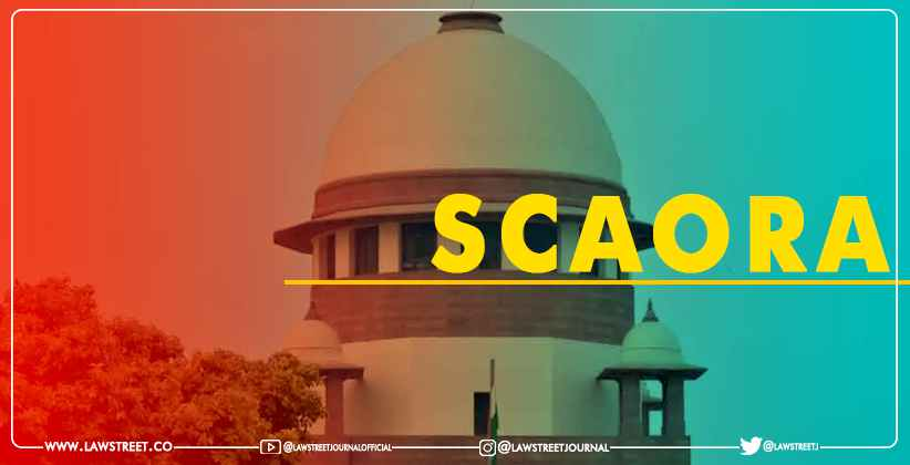 Supreme Court Advocates On Record Association