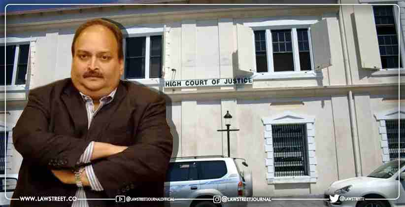 Mehul Choksi reaches Dominica High Court