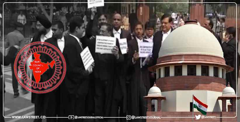 Suo Moto Case on Lawyers