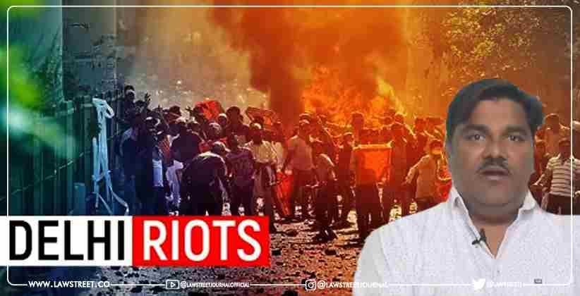 Delhi Riots: Delhi High Court to Hear Former AAP Councillor Tahir Hussain's Bail Pleas on August 6, 2021