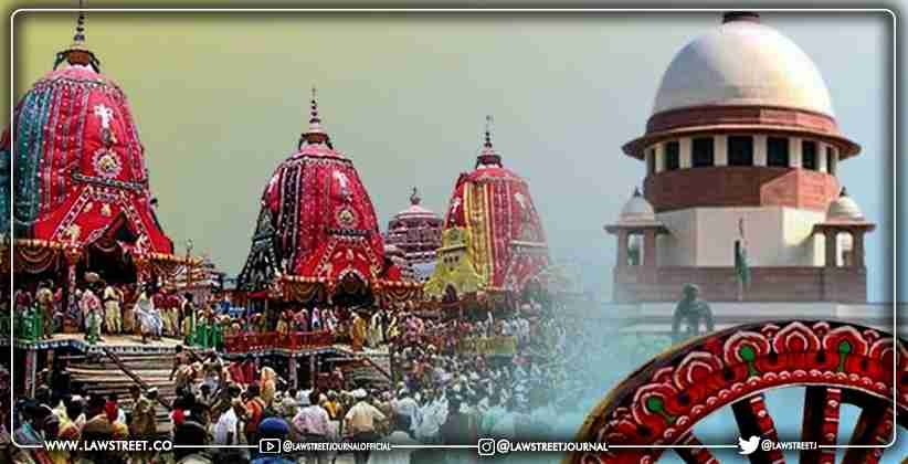 Covid- 19: Supreme Court refuses permission for Rath Yatra in places other than Puri in Odisha