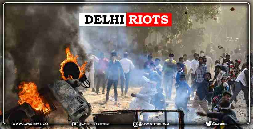 """""""Most accused away from the riot place,"""" says Delhi High Court on seeing riots case video footage"""