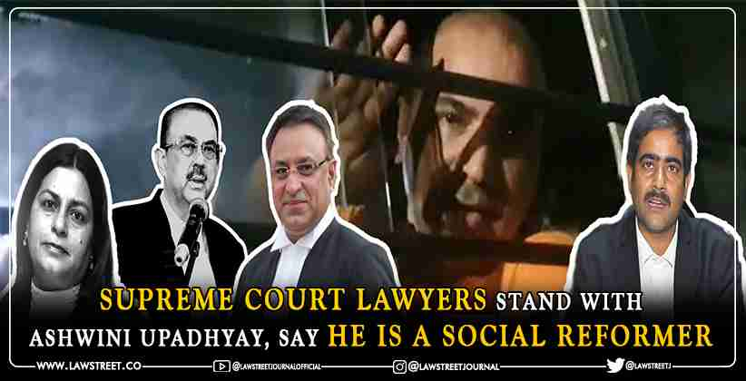 Supreme Court Advocates Ashwini Upadhyay