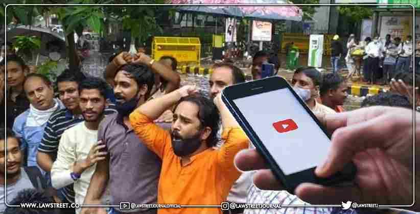 Sloganeering Case at Jantar Mantar: Court Pulls up Delhi Police for not Questioning YouTuber