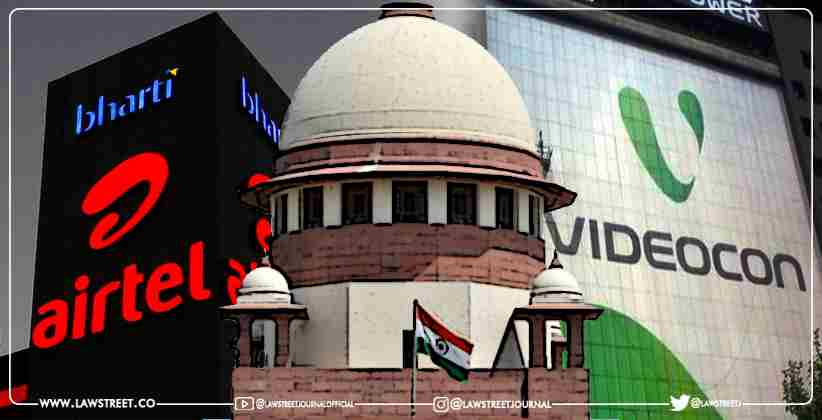 Supreme Court Directs Airtel To Move To Alternate Forum For Videocon Dues
