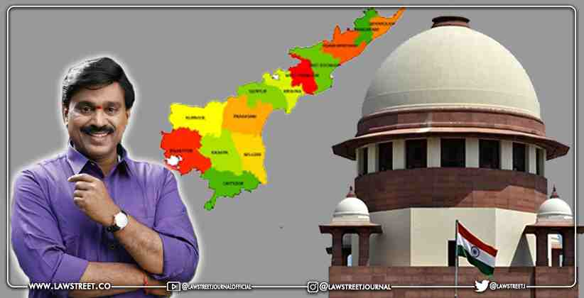 Supreme Court Allows Gali Janardhan Reddy to Visit Bellary, Kadapa, and Anantapur in Andhra Pradesh