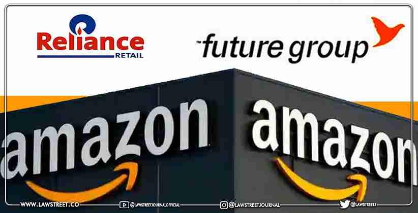 Supreme Court Reserves Verdict On Amazon's Plea Against Future-Reliance Reliance Deal