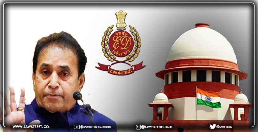 Supreme Court to assess the scope of ED's…