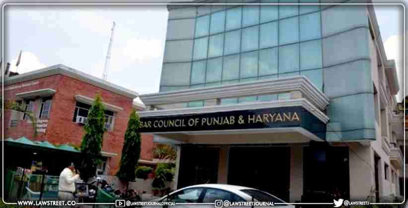 Punjab and Haryana hc Bar Council requests physical hearings