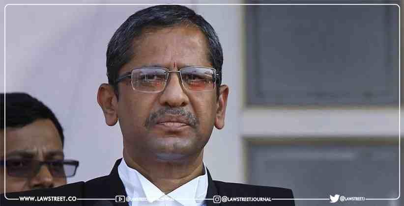 Petitioner Srivari Dadaa tells CJI NV Ramana led bench