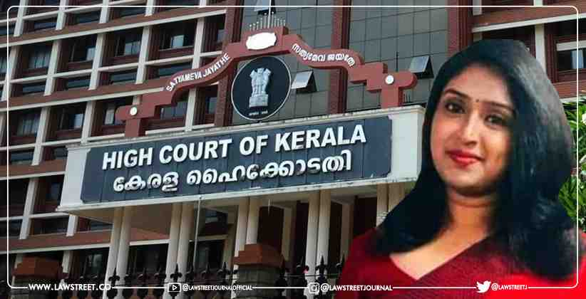 Kerala High Court States That  Counsel In The Fake Lawyer's Pre Arrest Bail Application Should Not Call Her An Advoacte In The Submissions