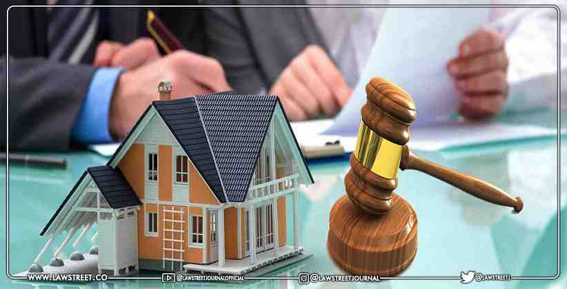 Chairman Of Up Real Estate Appellate Tribunal Threatened By A Lawyer