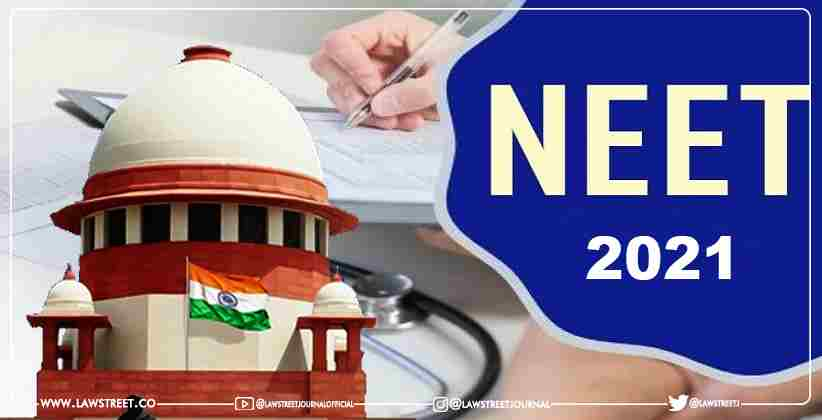 NEET-UG: Supreme Court Allows OCI Candidates to Appear for Counselling in General Category for 2021-22; Says,'They are of Indian Origin; Not Outsiders'