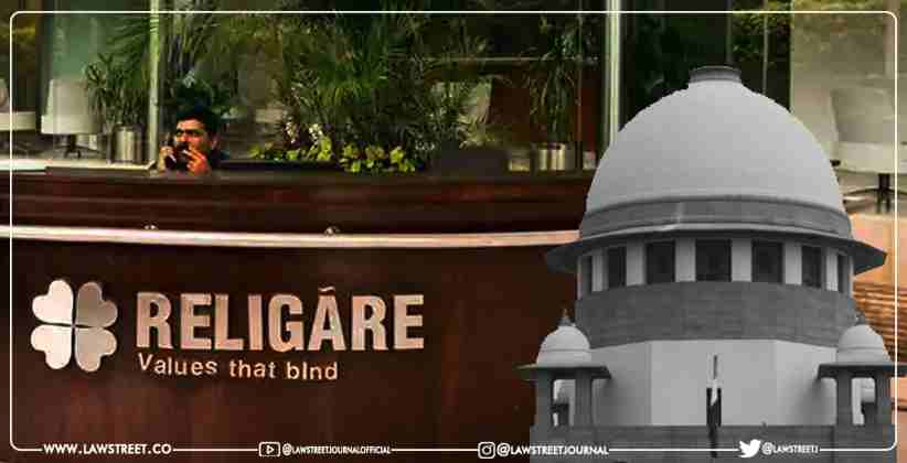 Supreme Court Questions  Delhi Police About The Time Required To Investigate Religare
