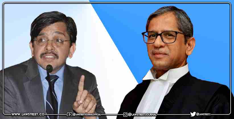 'There is a New Energy Infused Within The Entire Judicial System Since Chief Justice Ramana Took Over as CJI' : Orissa Chief Justice Dr. S Muralidhar