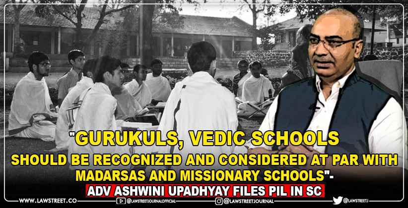 Gurukul Vedic Schools Missionary Ashwini Upadhyay