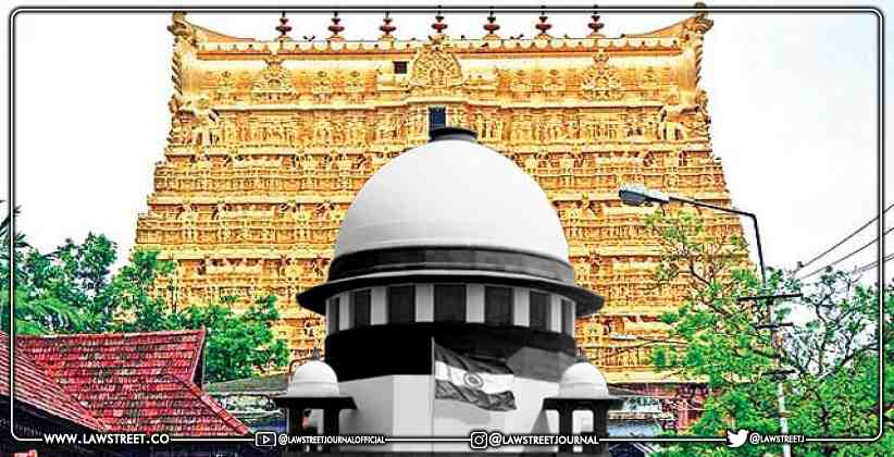 Supreme Court Rejects Appeal Of Shree Padmanabha Swamy Temple Trust For Exemption From Audit Of 25 Years