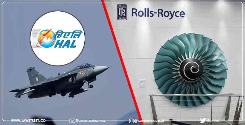 Rolls Royce and Hal Sign Deal to Manufacture…