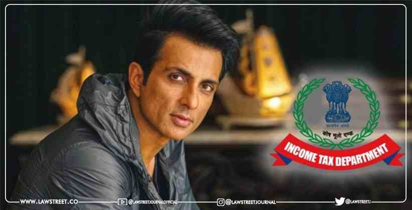 Sonu Sood's Infrastructure Company Involved in Bogus Billing as per the Income Tax Department's Findings