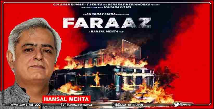 Delhi High Court Summons Filmmaker Hansal Mehta & Others Over Release Of Movie 'Faraaz'