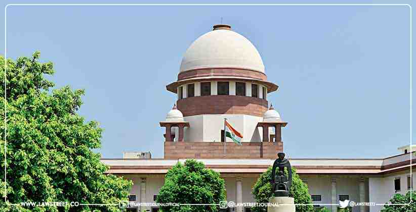 SC refuses to grant bail to a man accused…