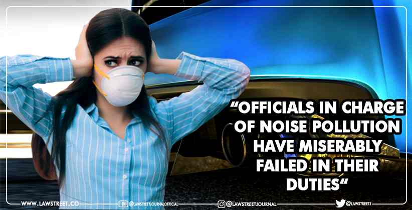 Noise Pollution Thru Modified Silencers
