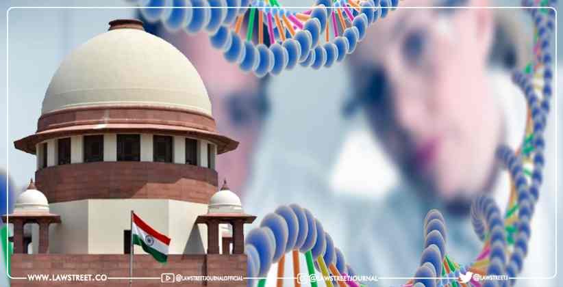 Supreme Court hears a plea by Society of Indian Academy of Medical Genetics