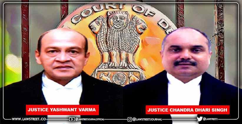 Justice Yashwant Varma & Justice Chandra Dhari Singh Sworn In As Judges Of Delhi High Court