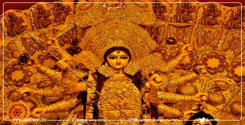 Orissa High Court Rules That It Can't Direct State Govt. To Extend Financial Assistance To Workers Associated With Durga Puja