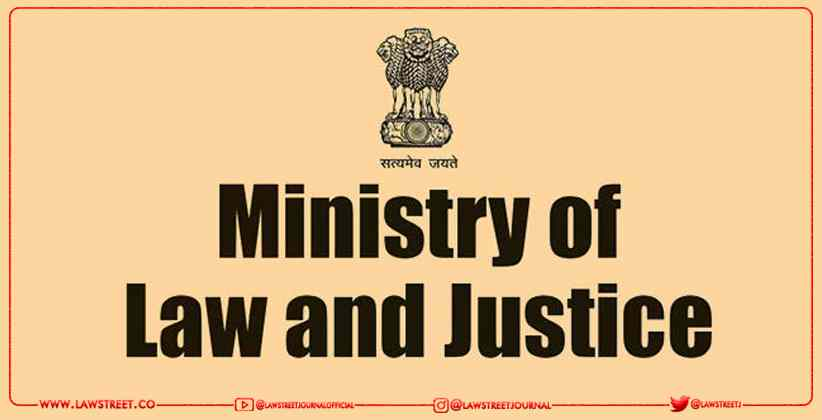 Five High Courts Ministry of Law and Justice