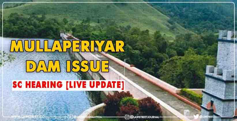 Supreme Court Hearing Mullaperiyar Dam Issue…