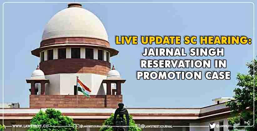 Jarnail Singh Case Update Live Updates
