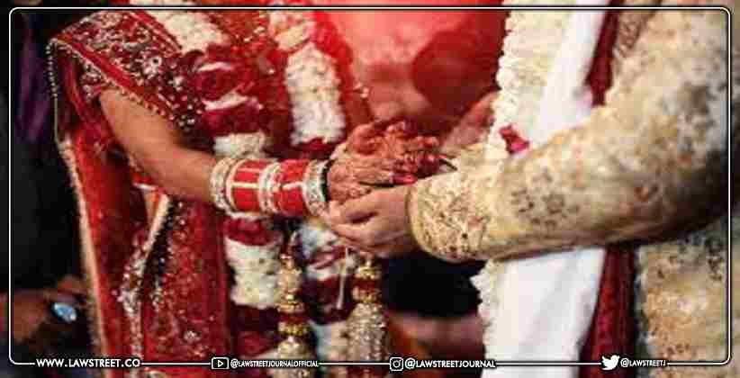 'Relief Against Third Party Can't be Claimed in Proceedings Between Husband & Wife Under the Hindu Marriage Act, 1955' : Supreme Court